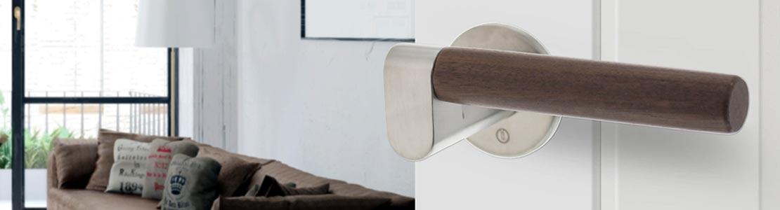 Türgriff aus Holz